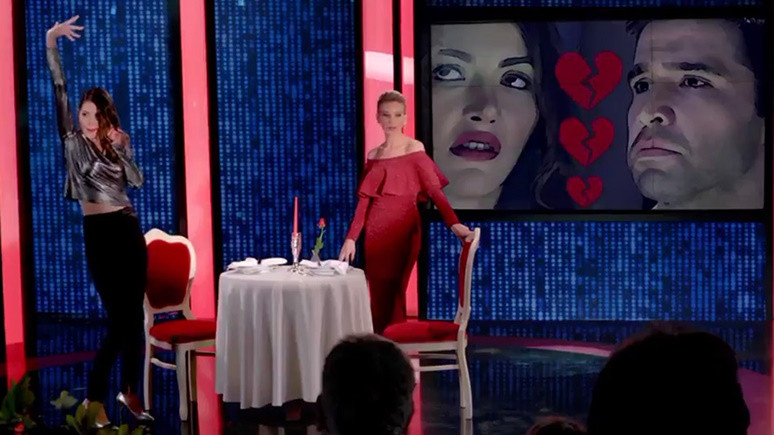 Black Mirror reklamında Esra Erol!