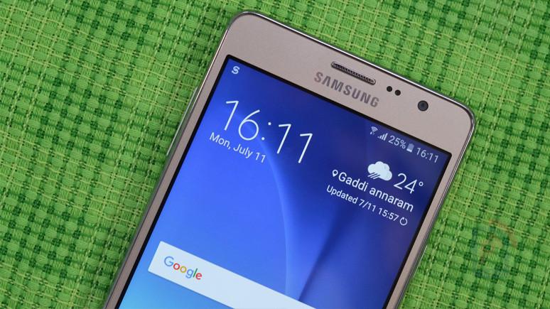 Galaxy On7 Prime (2018) özellikleri testlerde ortaya çıktı