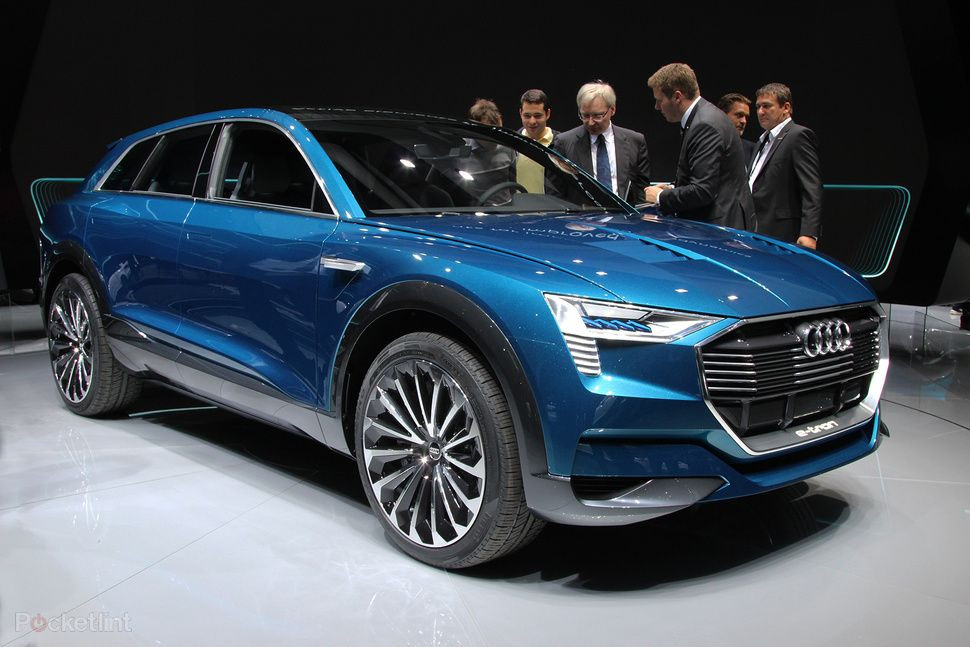 Gelecekteki elektrikli otomobiller - Page 1