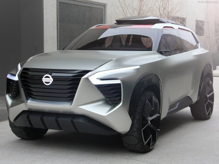 2018 Nissan Xmotion Concept - Page 3
