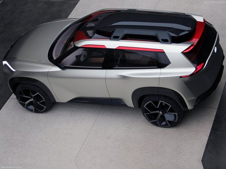 2018 Nissan Xmotion Concept - Page 1