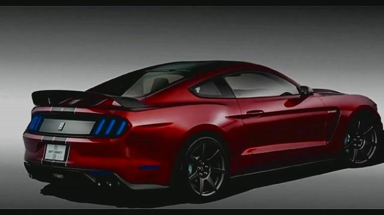Ford Mustang Shelby GT500, 2019'da geliyor!