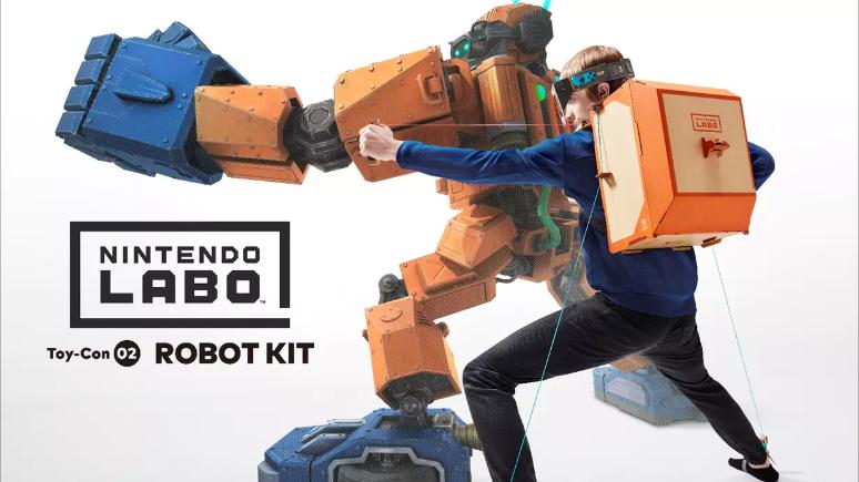 Nintendo'dan enterasan proje!