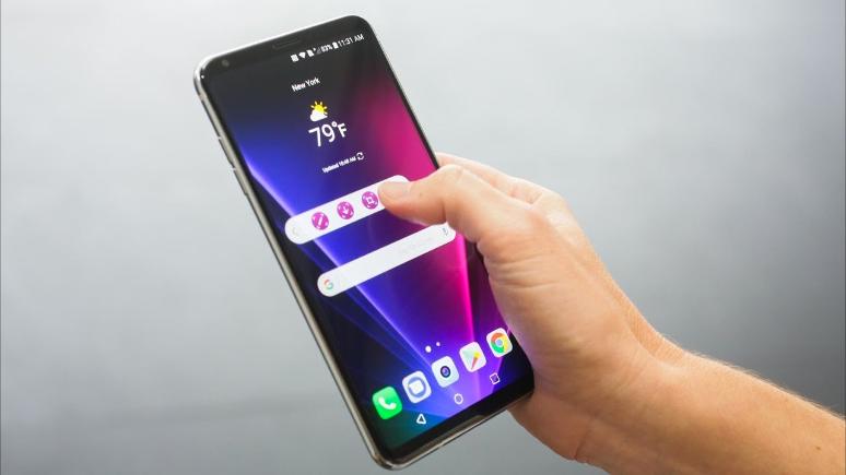 AI özellikli LG V30 geliyor