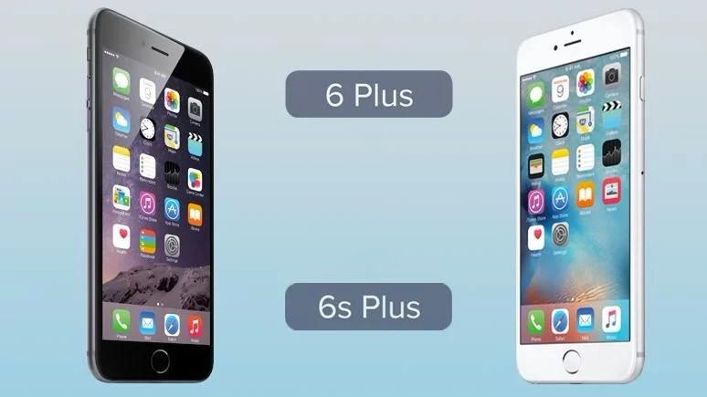 iPhone 6 Plus ücretsiz olarak iPhone 6s Plus ile değiştirilebilir!