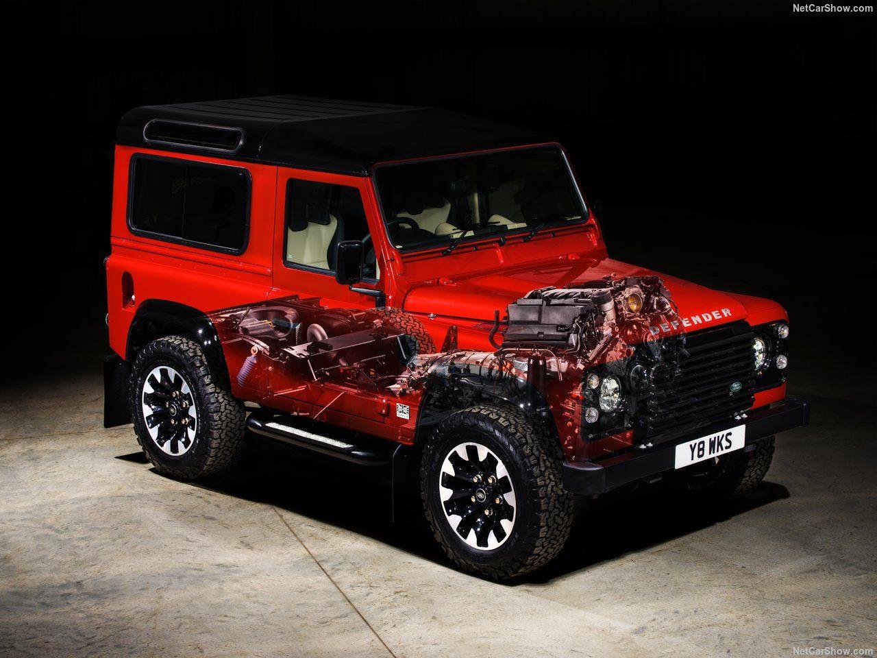 Land Rover Defender Works V8 - Page 3