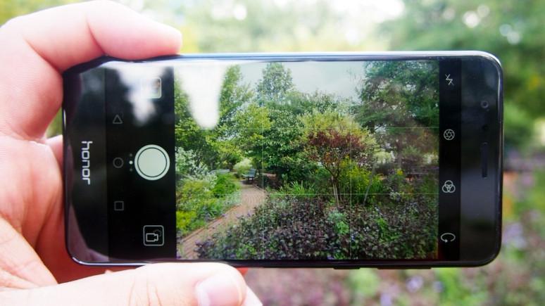 Honor 8'e 3D Panorama özelliği geliyor!