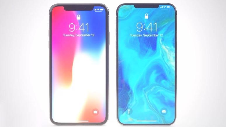 iPhone X Plus konsepti çok gerçekçi görünüyor!