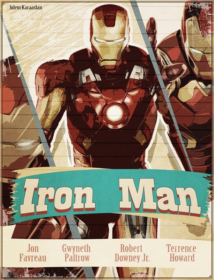 Genç tasarımcıdan nostalji film afişleri - Page 2