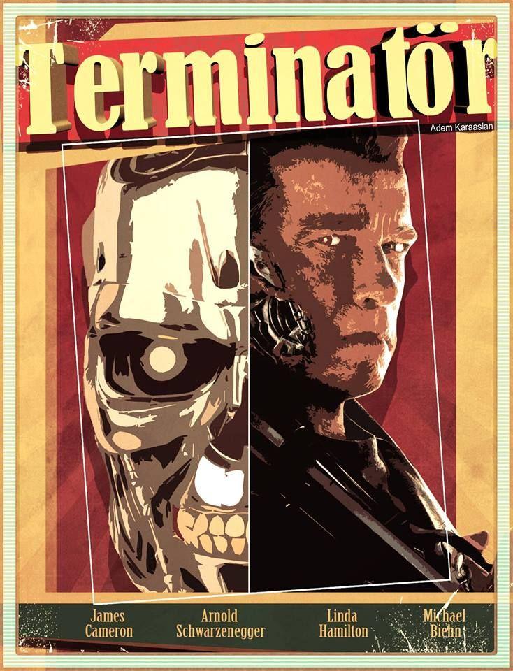 Genç tasarımcıdan nostalji film afişleri - Page 4