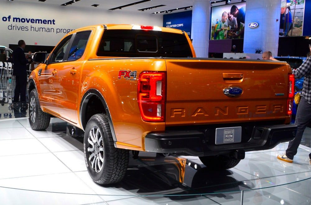 2019 Ford Ranger - Page 1