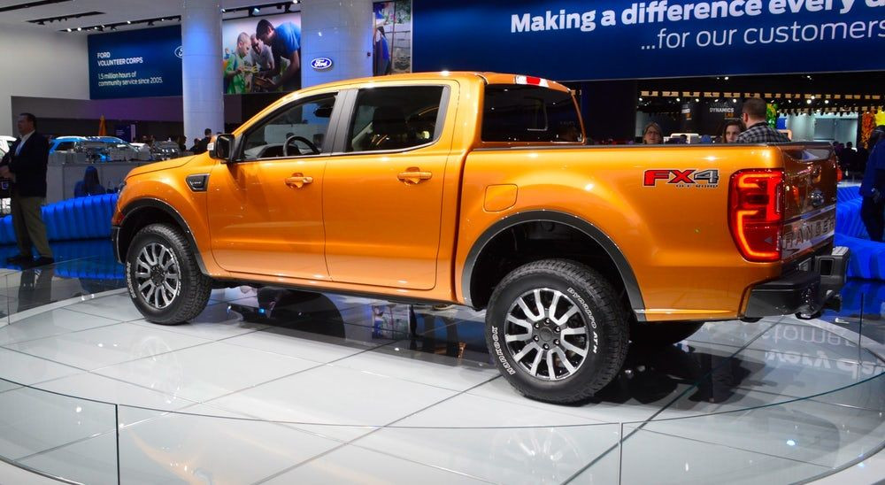 2019 Ford Ranger - Page 2