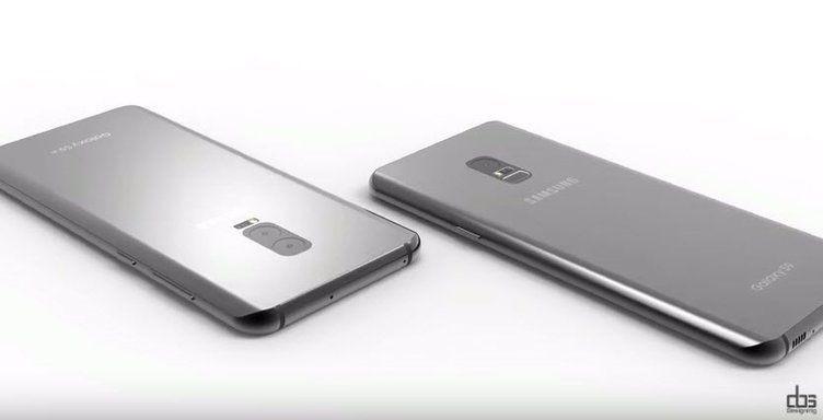 Akıllara zarar Samsung Galaxy S9 konsepti - Page 4