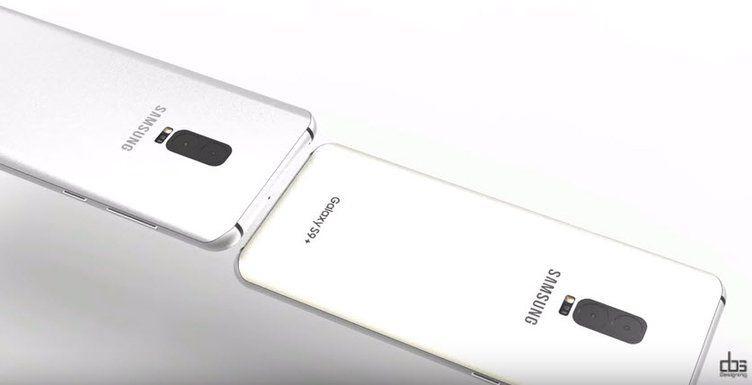 Akıllara zarar Samsung Galaxy S9 konsepti - Page 2