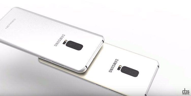 Akıllara zarar Samsung Galaxy S9 konsepti - Page 3
