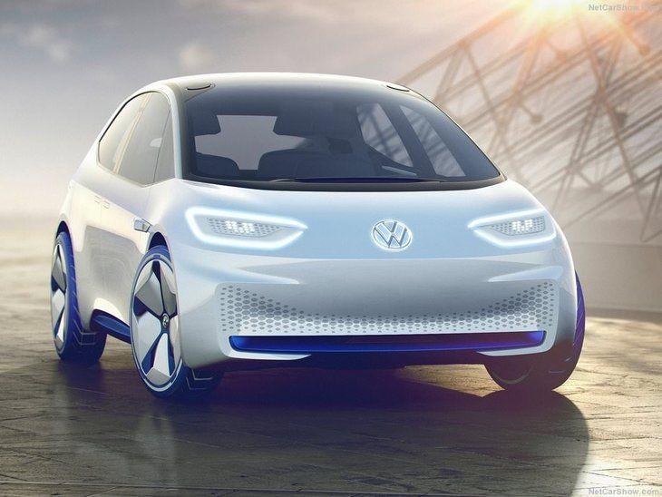 Volkswagen I.D. Tesla Model 3'ün ayağını kaydıracak! - Page 1