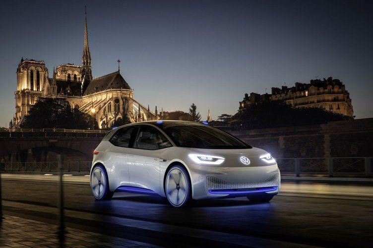 Volkswagen I.D. Tesla Model 3'ün ayağını kaydıracak! - Page 2