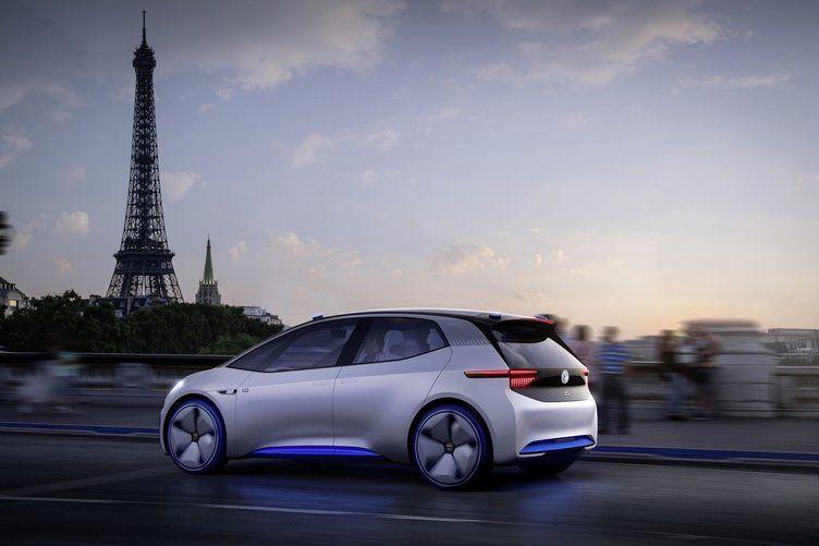 Volkswagen I.D. Tesla Model 3'ün ayağını kaydıracak! - Page 3