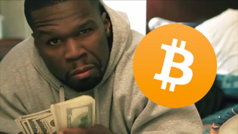 50 Cent Bitcoin vurgunu yaptı!