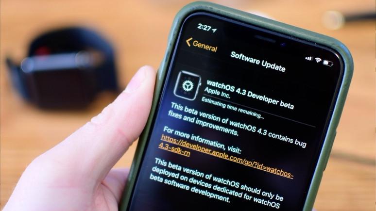 watchOS 4.3 ile gelen yenilikler neler?