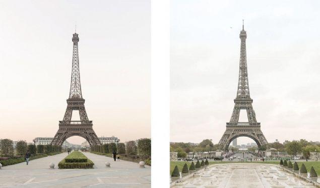 Çinliler Paris'i birebir kopyaladı - Page 1