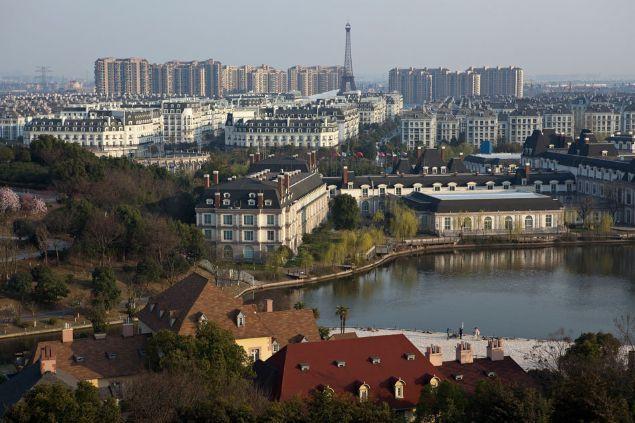Çinliler Paris'i birebir kopyaladı - Page 2