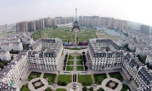 Çinliler Paris'i birebir kopyaladı - Page 4
