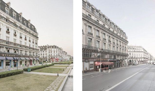 Çinliler Paris'i birebir kopyaladı - Page 3