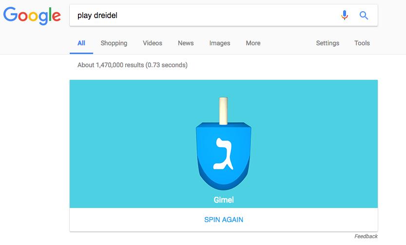 Google arama çubuğunuzda gizlenmiş 26 oyun ve püf noktası - Page 4