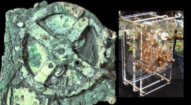 2 bin yıllık bilgisayar Ege denizinden çıktı - Page 4