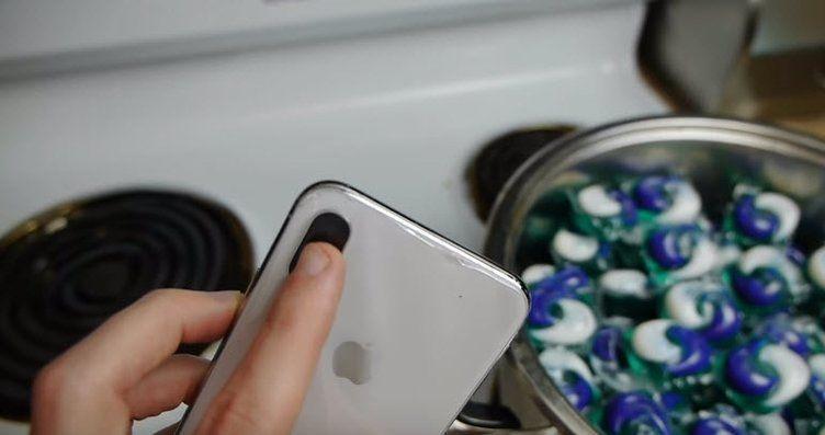 iPhone X'i bu hale bakın ne getirdi - Page 2