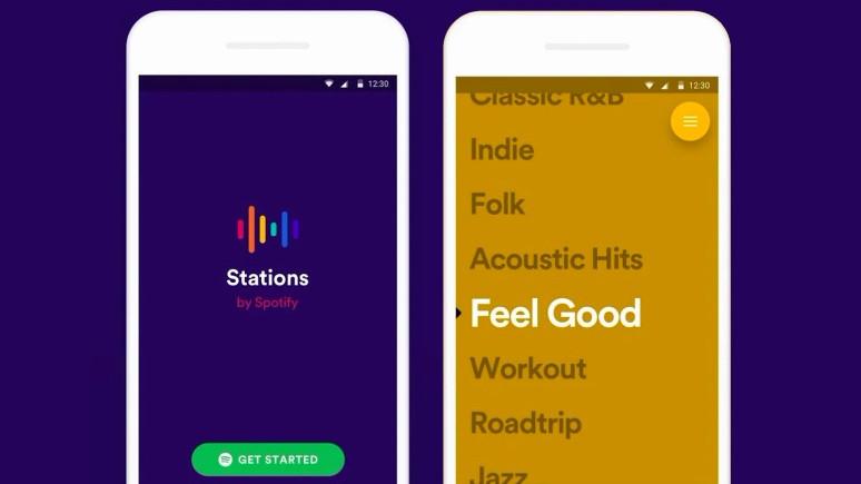 Spotify, ücretsiz uygulamasını yayınladı!