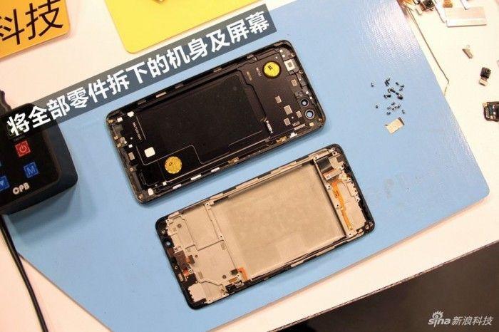 Ekran altı parmak izi tarayıcılı Vivo X20 Plus UD parçalandı - Page 1