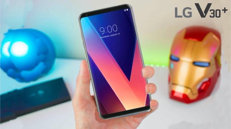 LG V30+ Türkiye'de satışa sunuldu!