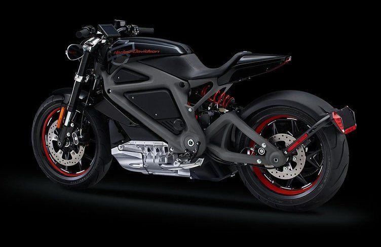 Harley-Davidson elektrikli motosikletini piyasaya sunacak - Page 4