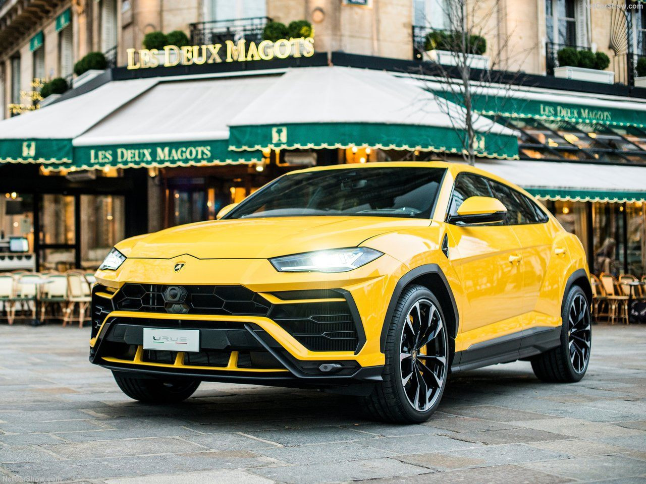 Lamborghini Urus 2019 - Page 1