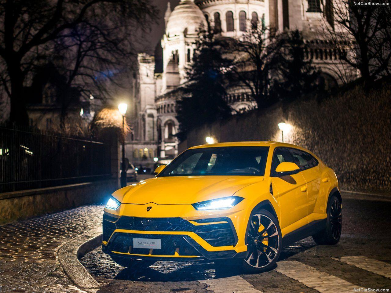 Lamborghini Urus 2019 - Page 4