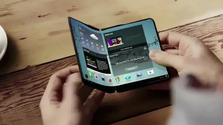 Katlanabilir Galaxy X doğrulandı