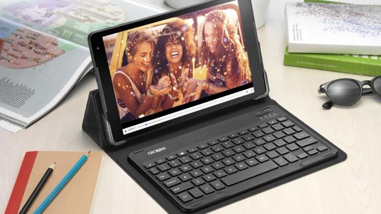 Alcatel'den uygun fiyatlı tablet!