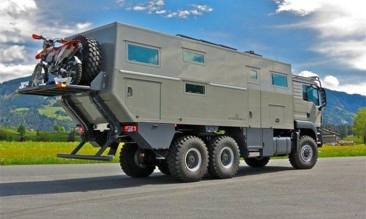 Zırhlı kamyon, lüks rezidansa dönüştü! - Page 4
