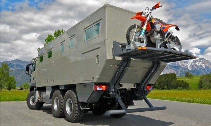 Zırhlı kamyon, lüks rezidansa dönüştü! - Page 3