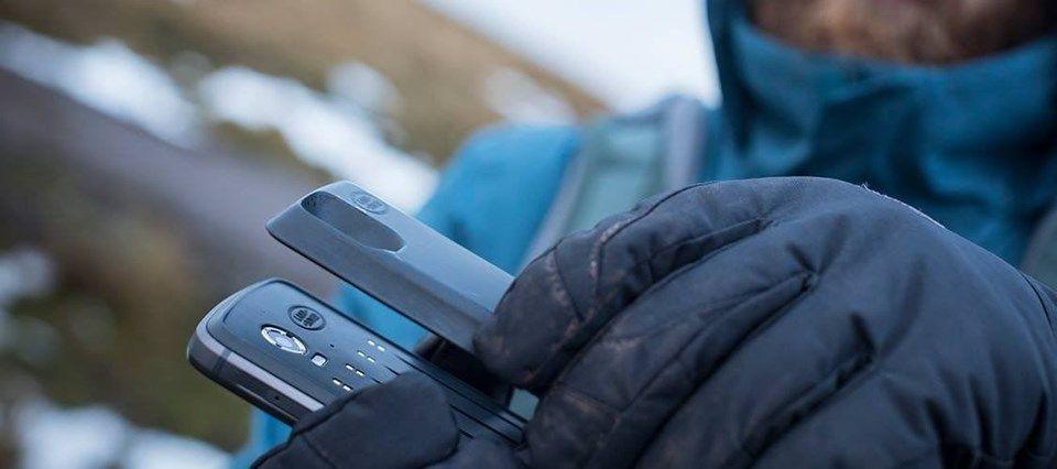Land Rover'ın akıllı telefonu Bullitt - Page 1