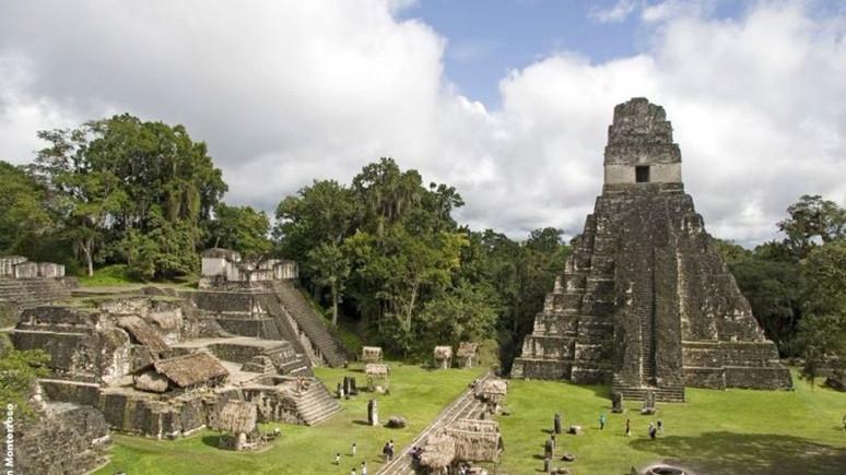Yeni Maya şehri bulundu!