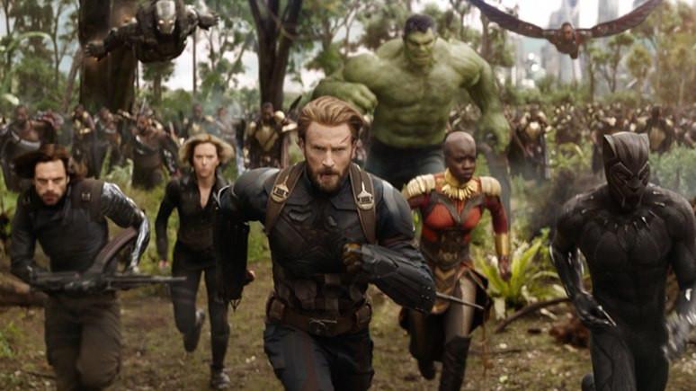 Avengers: Infinity War için yeni tanıtım!