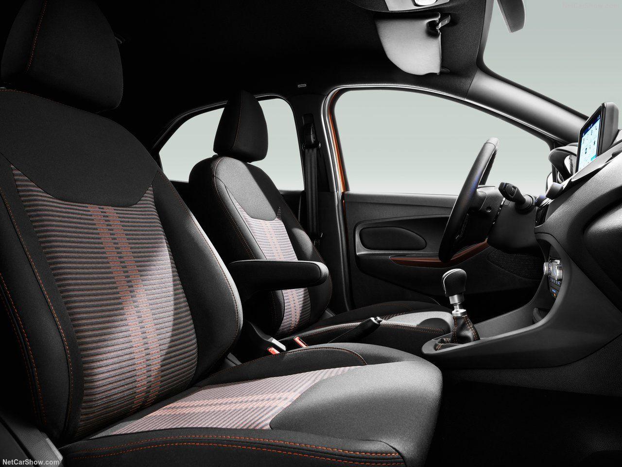 Ford Ka plus Active 2019 - Page 4