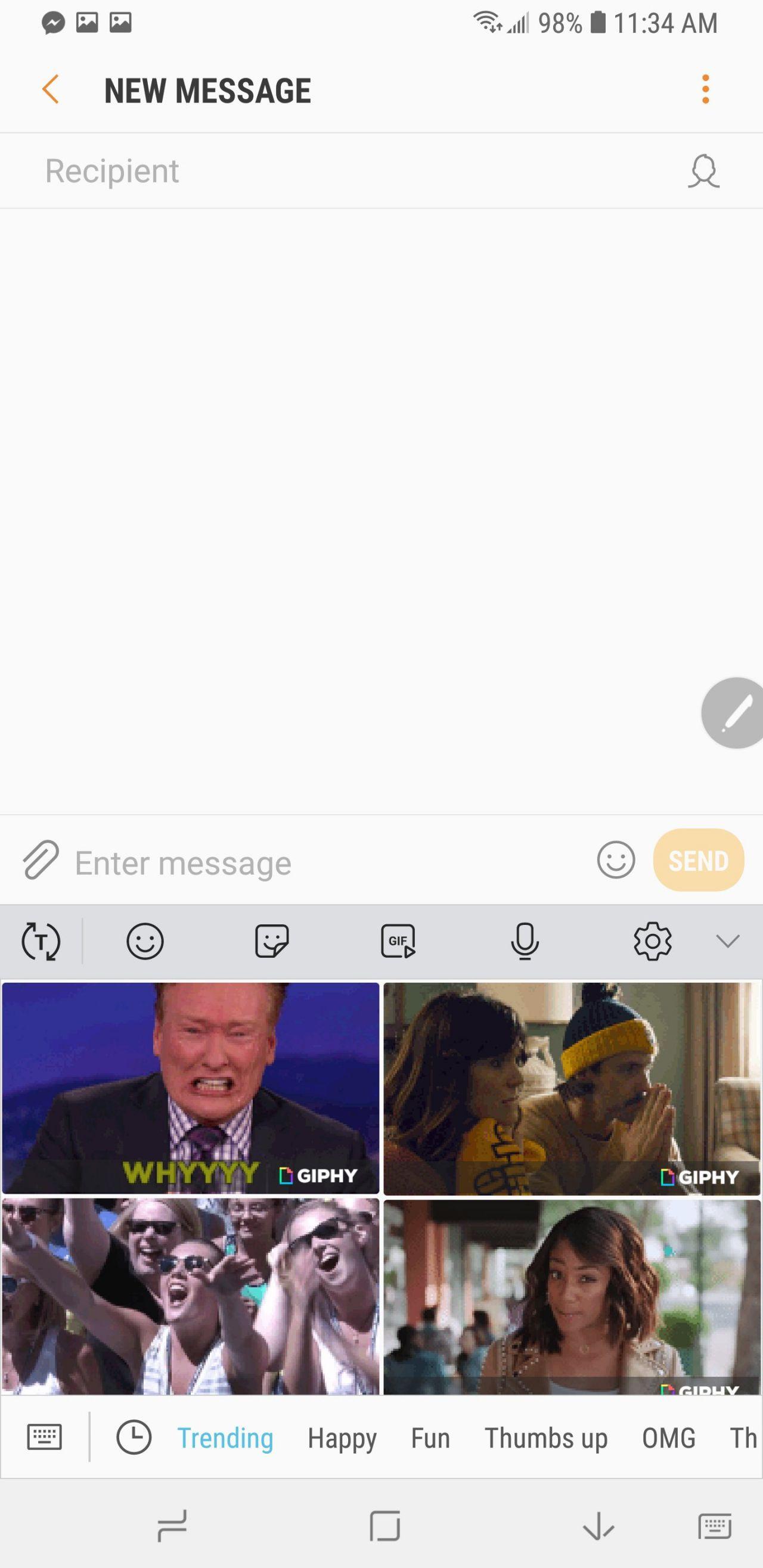 Android 8.0 Oreo, Note 8'de nasıl görünecek? - Page 2