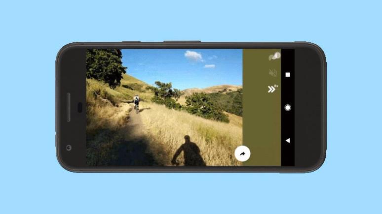 Google Motion Stills yepyeni özellikler ile güncellendi