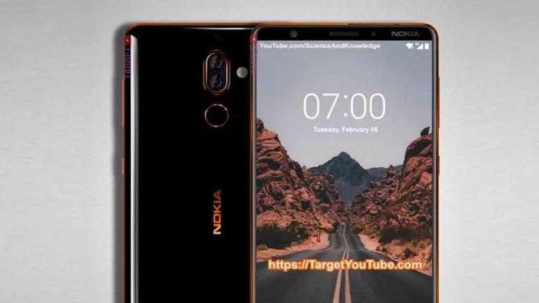 Nokia 7 Plus sızdırıldı