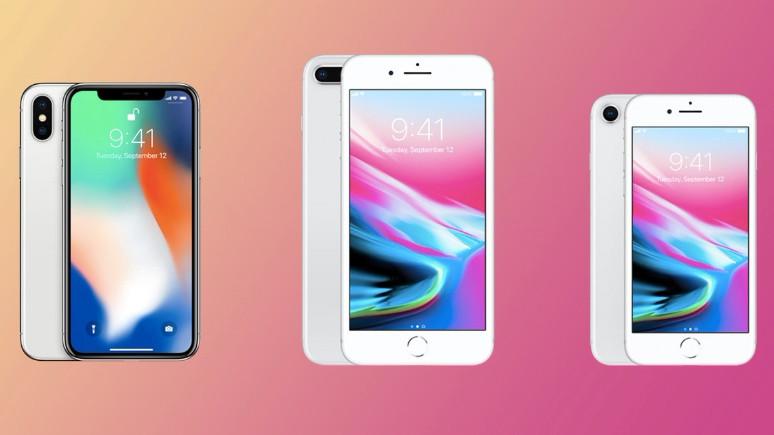iPhone X ve iPhone 8 için yeni sistem!