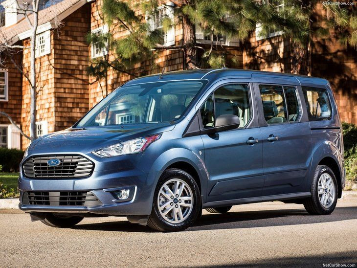 2019 Ford Transit Connect Wagon - Page 1